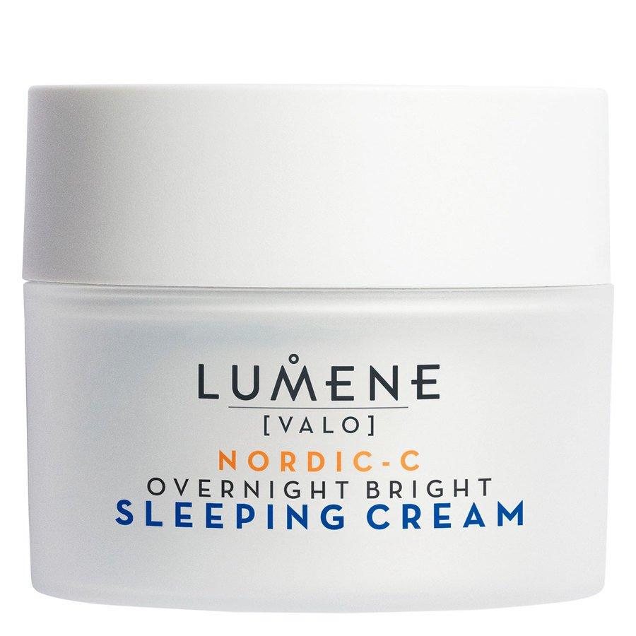Lumene Nordic-C VALO Overnight Bright Sleeping Cream 50ml