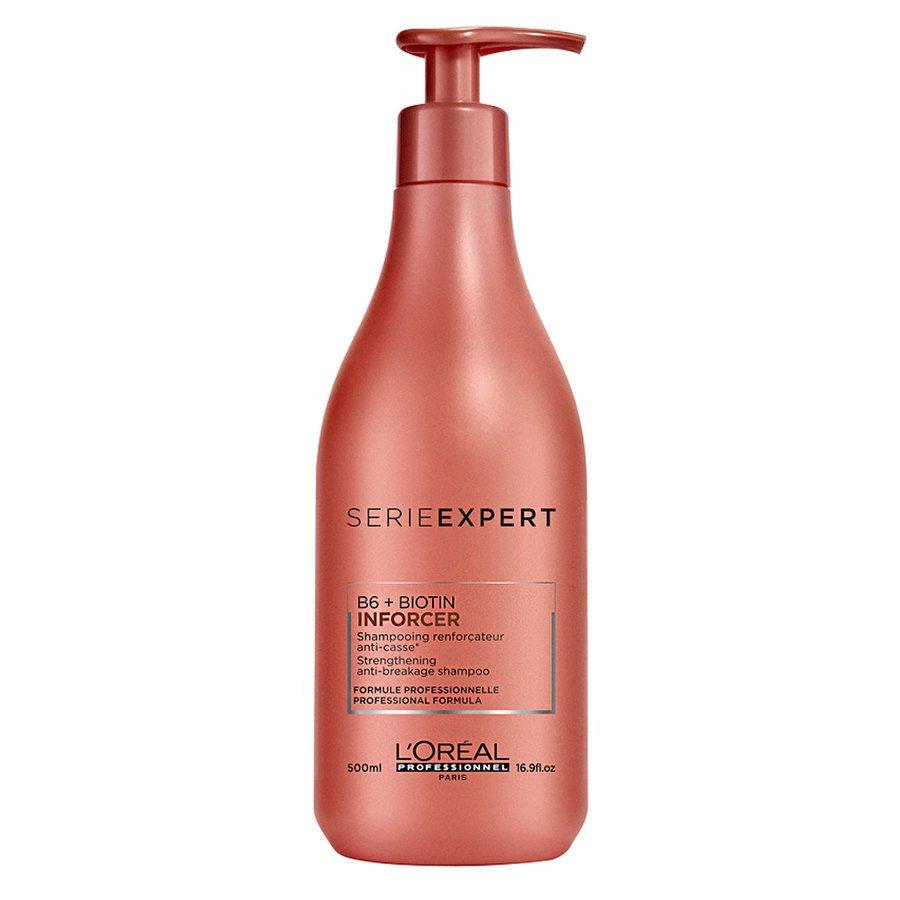L'Oréal Professionnel Série Expert B6 + Biotin Inforcer Shampoo 500 ml