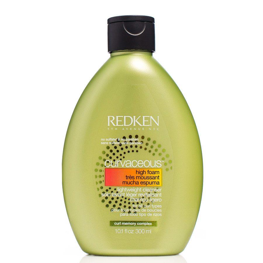 Redken Curvaceous High Foam Shampoo 300 ml