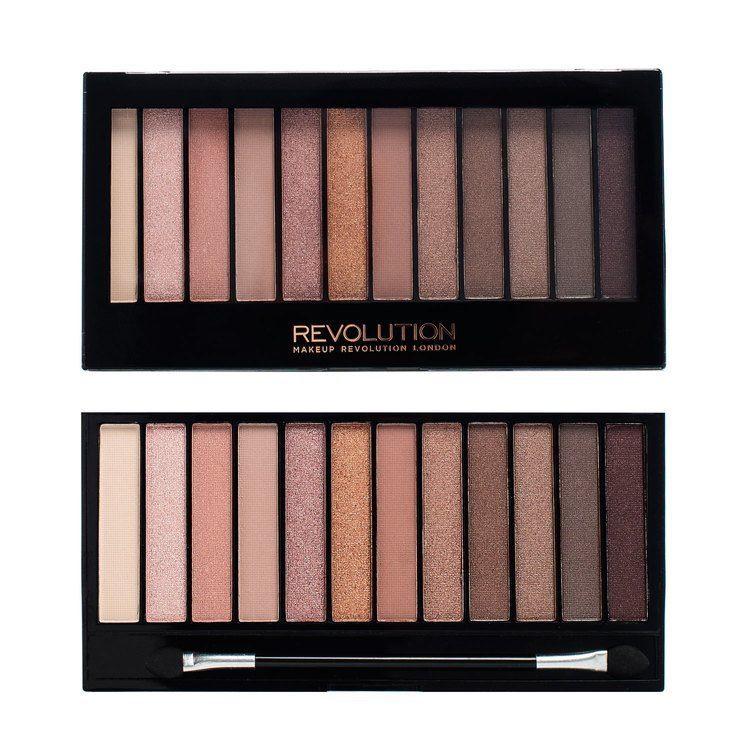 Makeup Revolution Redemption Palette 14 g - Iconic 3