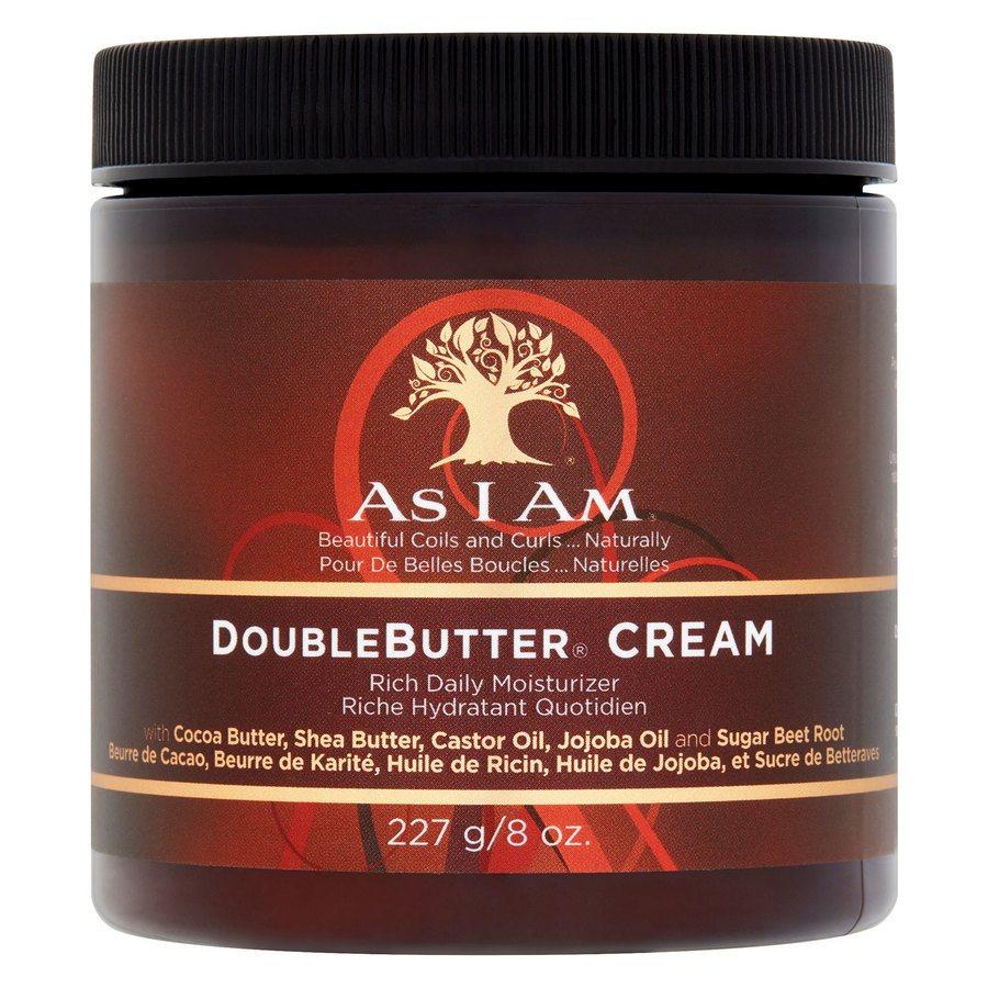 As I Am DoubleButter Cream 237 ml