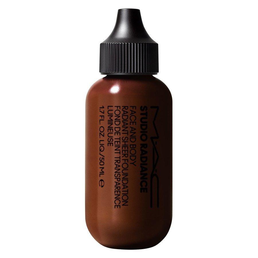 MAC Cosmetics Studio Radiance Face And Body Radiant Sheer Foundation 50 ml ─ C9