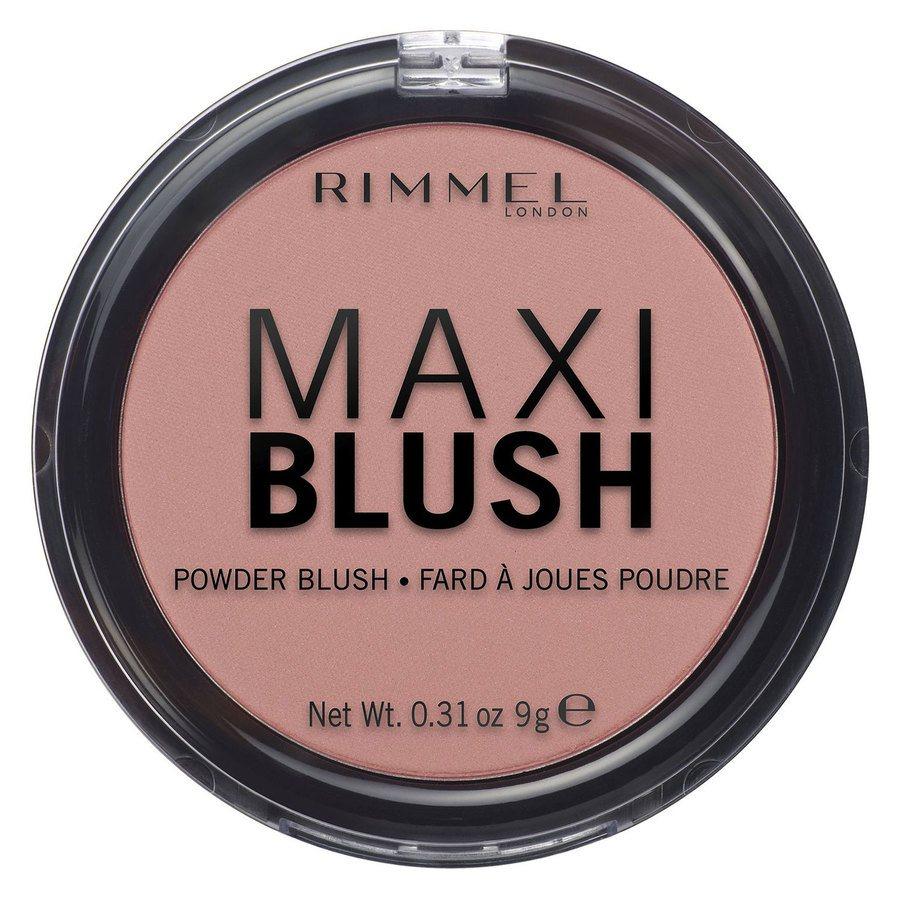 Rimmel London Face Maxi Blush 9 g ─ #006 Exposed