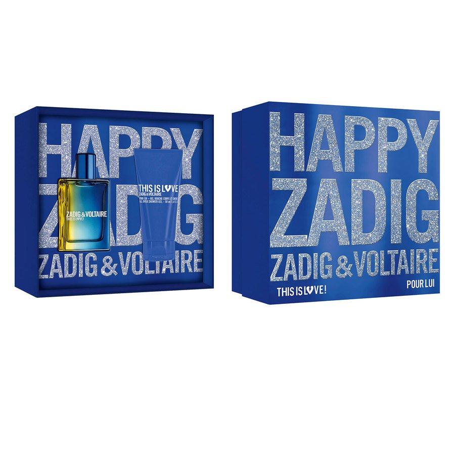 Zadig & Voltaire This Is Love Pour Lui Xmas Lahjapakkaus 2020