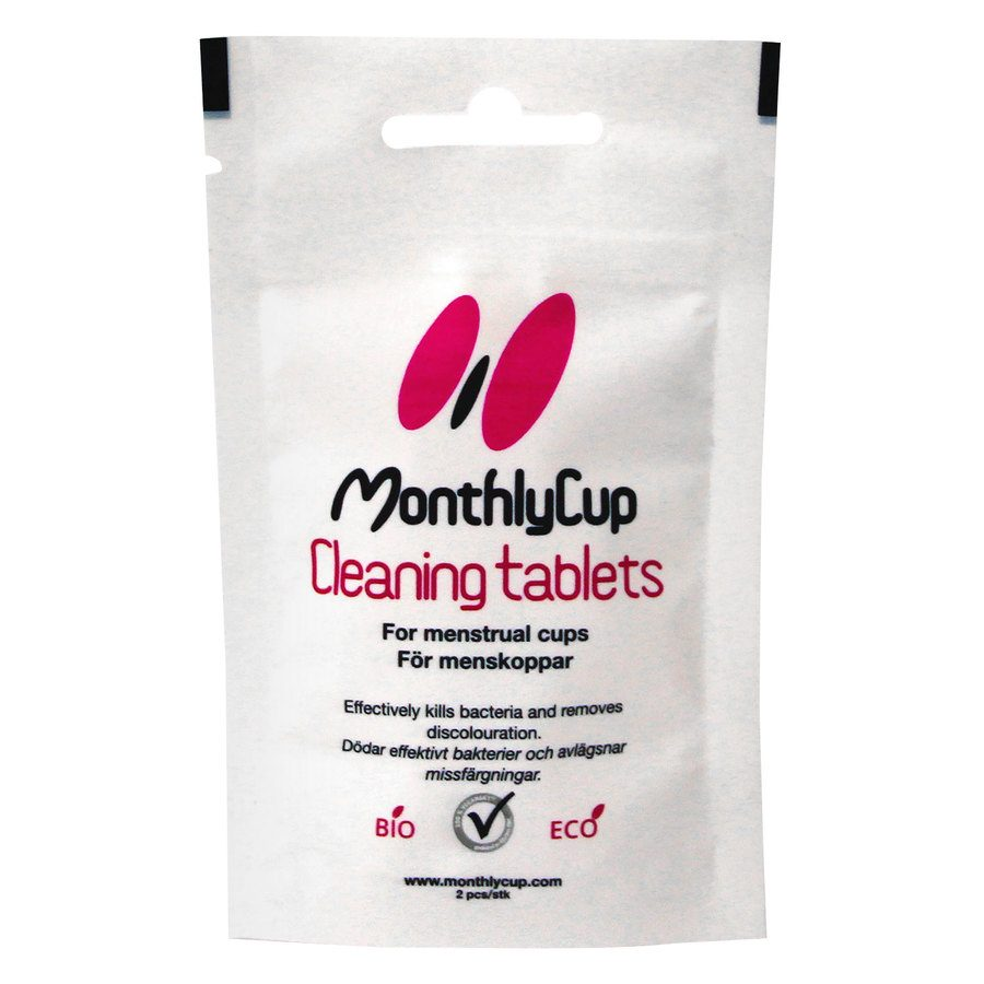 MonthlyCup Cleaning Tablets 2 pcs