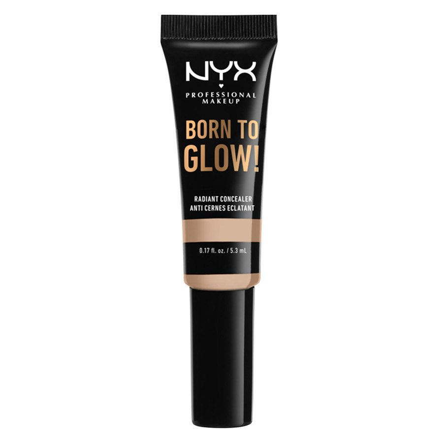 NYX Professional Makeup Born To Glow Radiant Concealer 5,3 ml – Alabaster