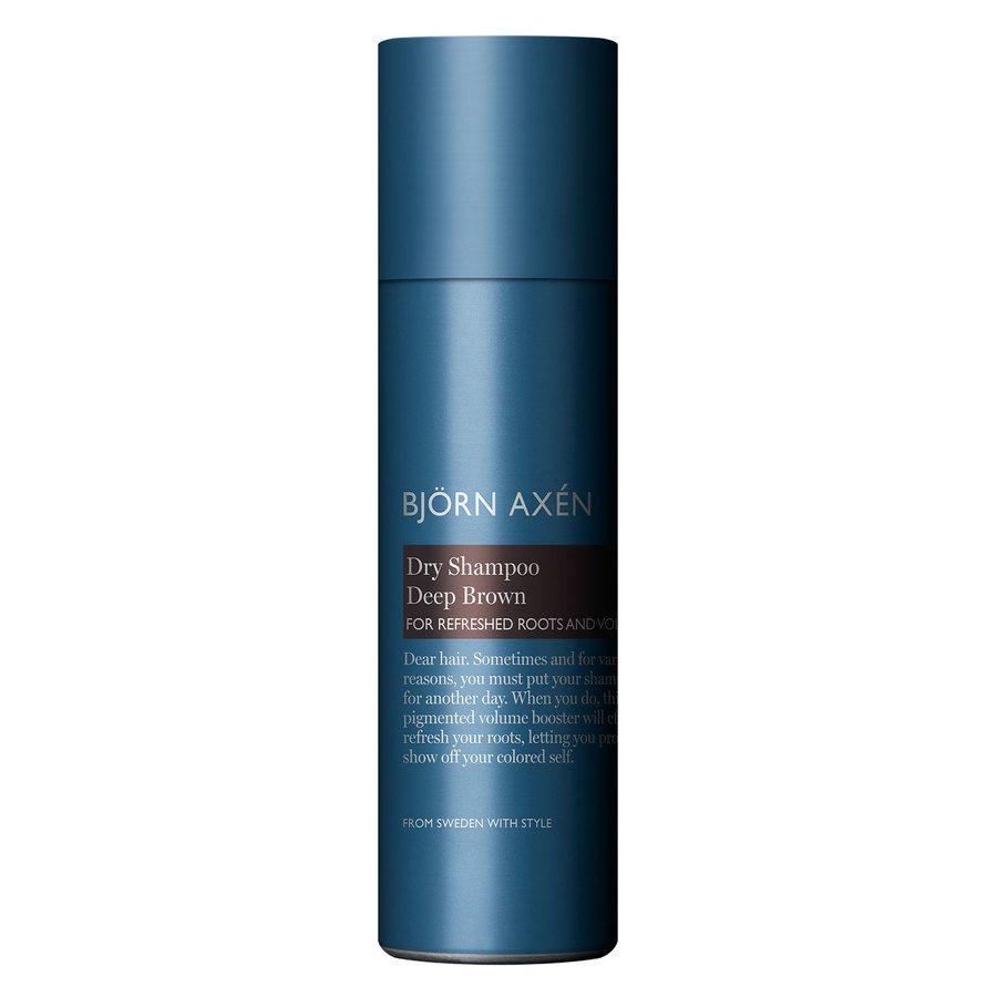 Björn Axén Dry Shampoo 200 ml ─ Deep Brown