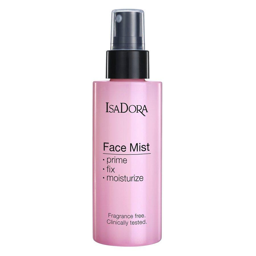 IsaDora Face Mist- Prime Fix Moisturize 100 ml