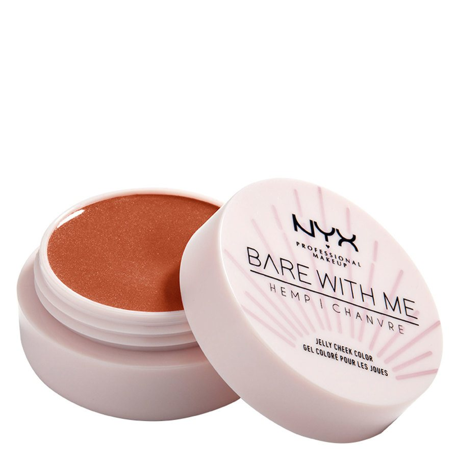 NYX Professional Makeup Bare With Me Hemp Jelly Cheek Color #03 9,27 ml
