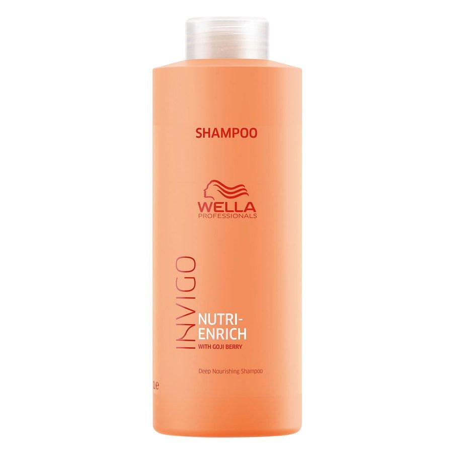 Wella Professionals Invigo Nutri-Enrich Deep Nourishing Shampoo 1 000 ml
