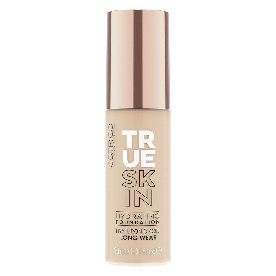 Catrice True Skin Hydrating Foundation 30 ml – Neutral Porcelain 004