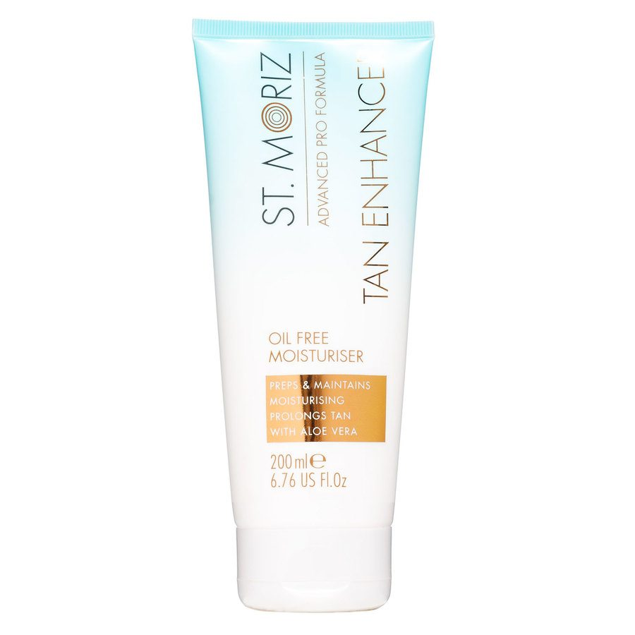 St. Moriz Advanced Pro Formula Tan Enhancer Oil Free Moisturiser 200ml