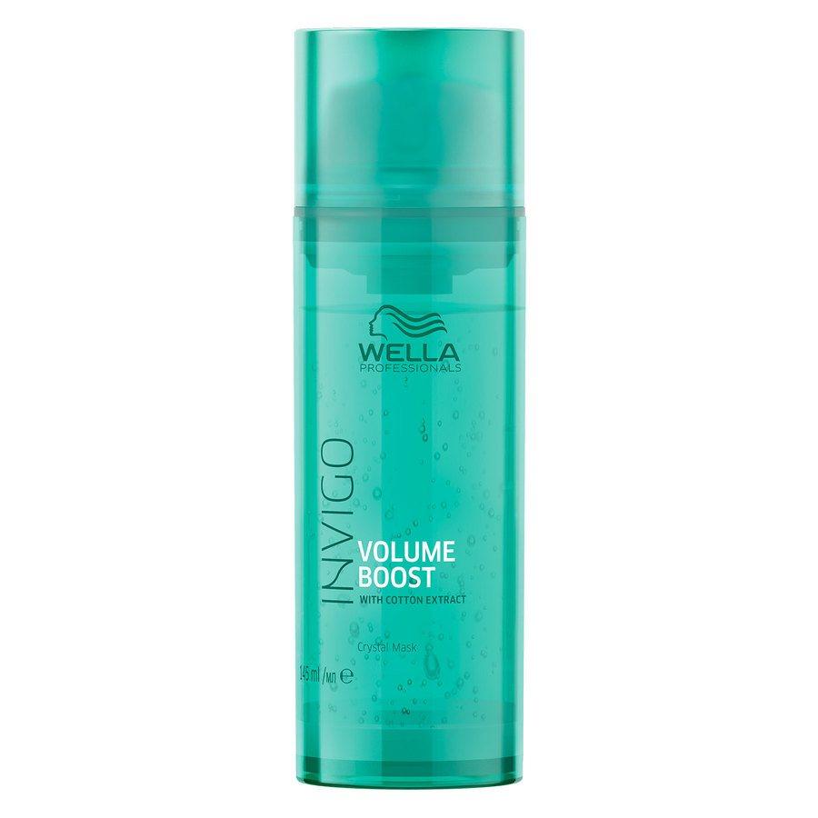 Wella Professionals Invigo Volume Boost Crystal Mask 145 ml