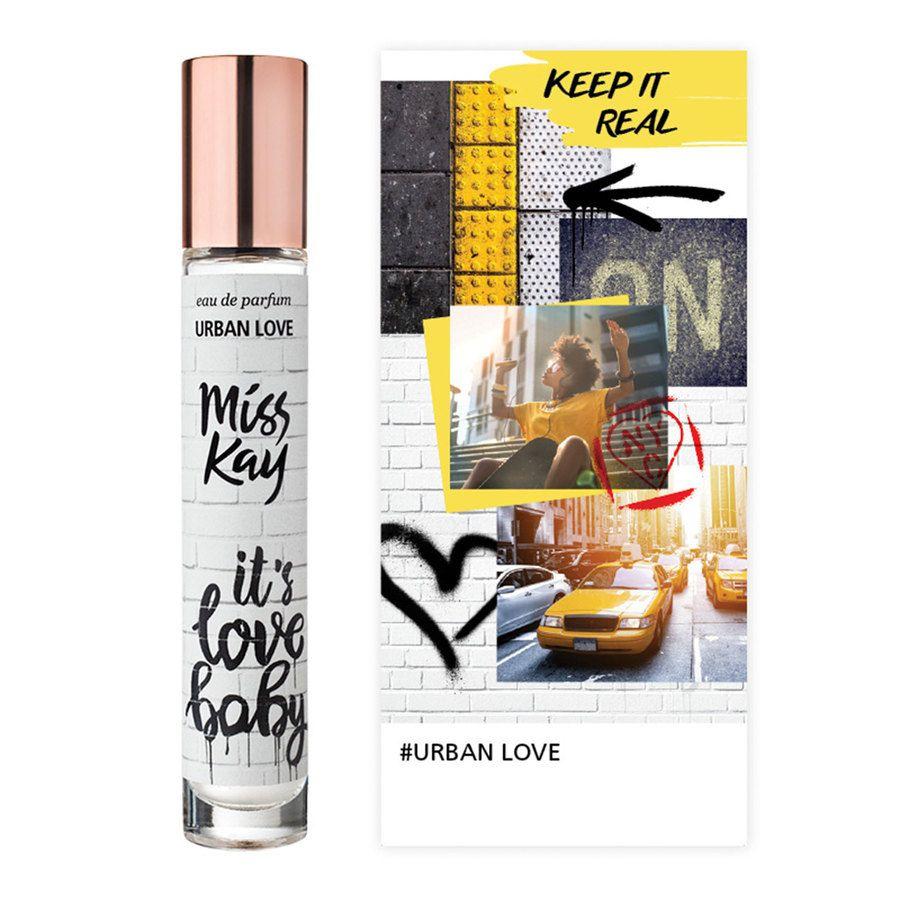 Miss Kay Urban Love Eau De Parfum 25 ml