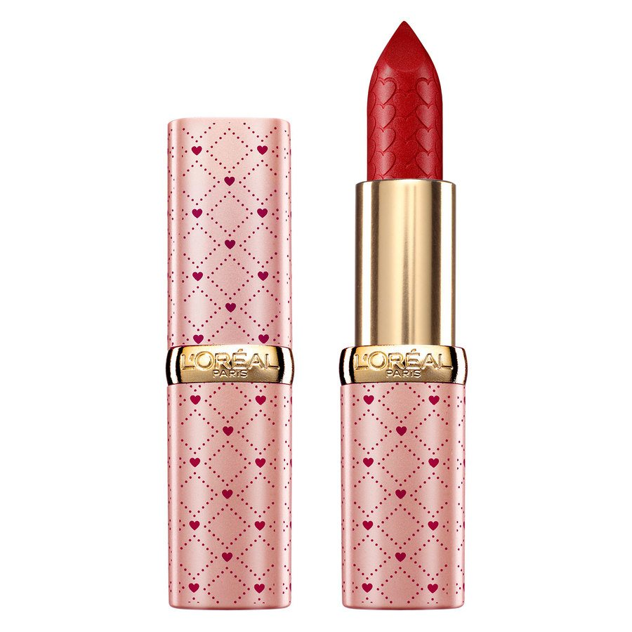 L'Oréal Paris Color Riche Satin Limited Edition - 297 Red Passion