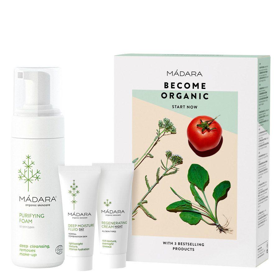 Mádara Become Organic Start Now
