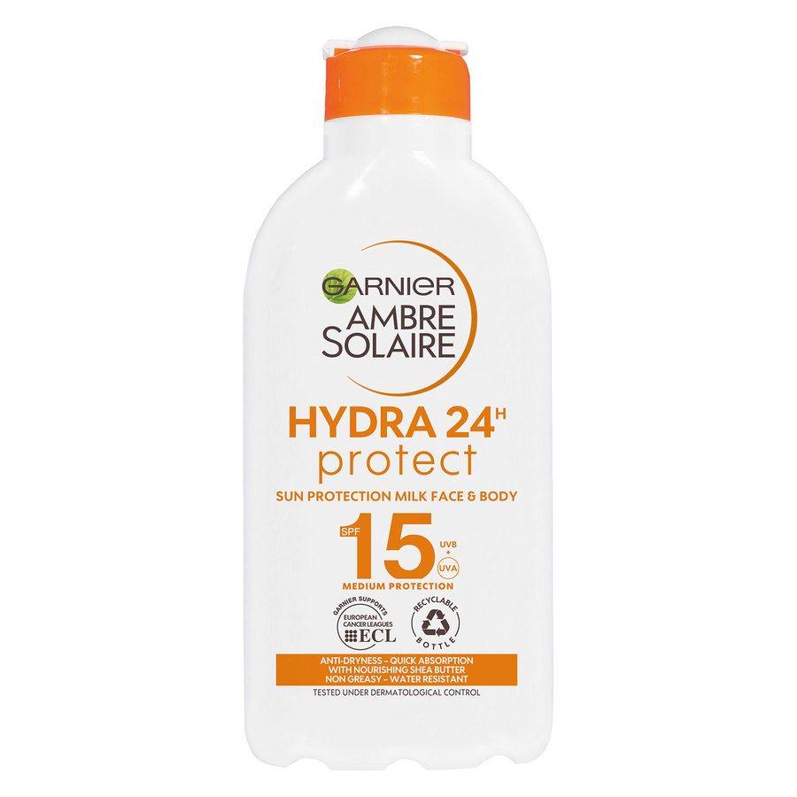 Garnier Ambre Solaire Sun Protection Milk SPF 15 200 ml
