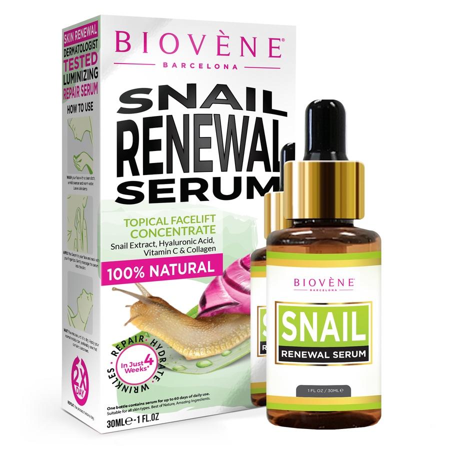 Biovène Snail Renewal Serum 30 ml