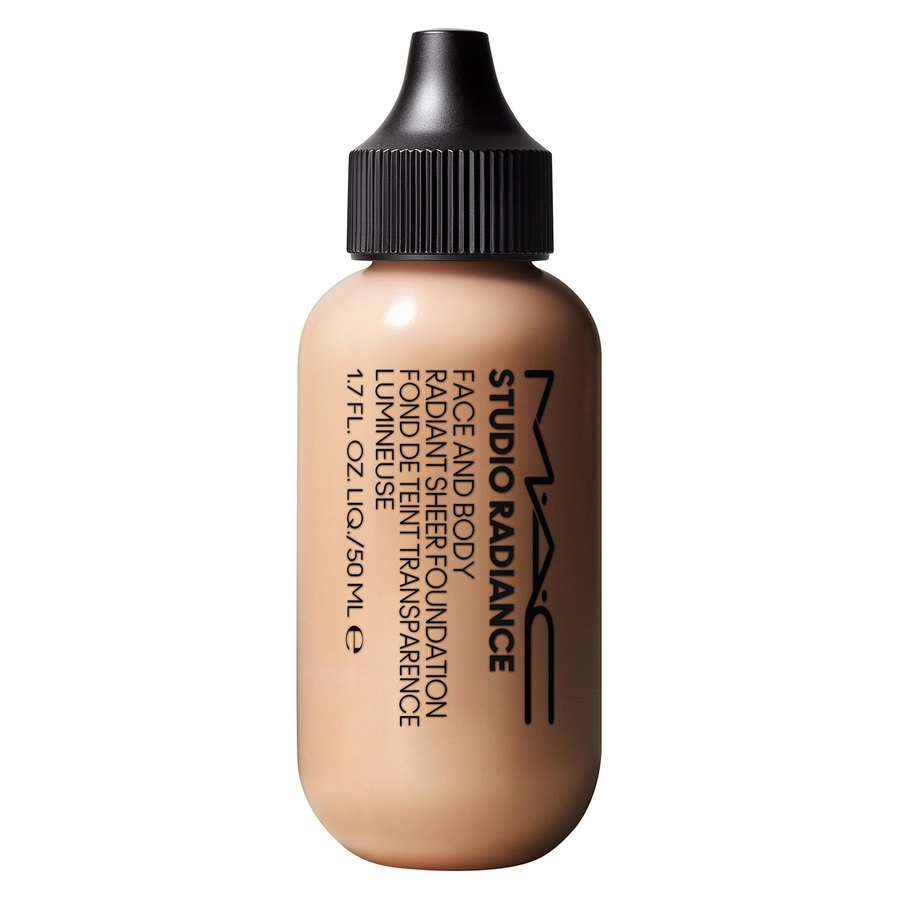 MAC Cosmetics Studio Radiance Face And Body Radiant Sheer Foundation 50 ml ─ N1