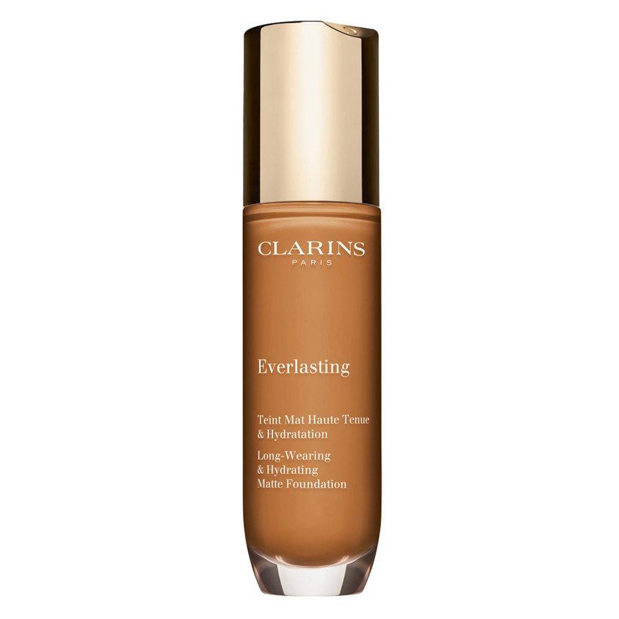 Clarins Everlasting Foundation 30 ml ─ #117 Hazelnut