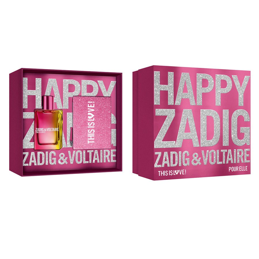 Zadig & Voltaire This Is Love Pour Elle Gift Set