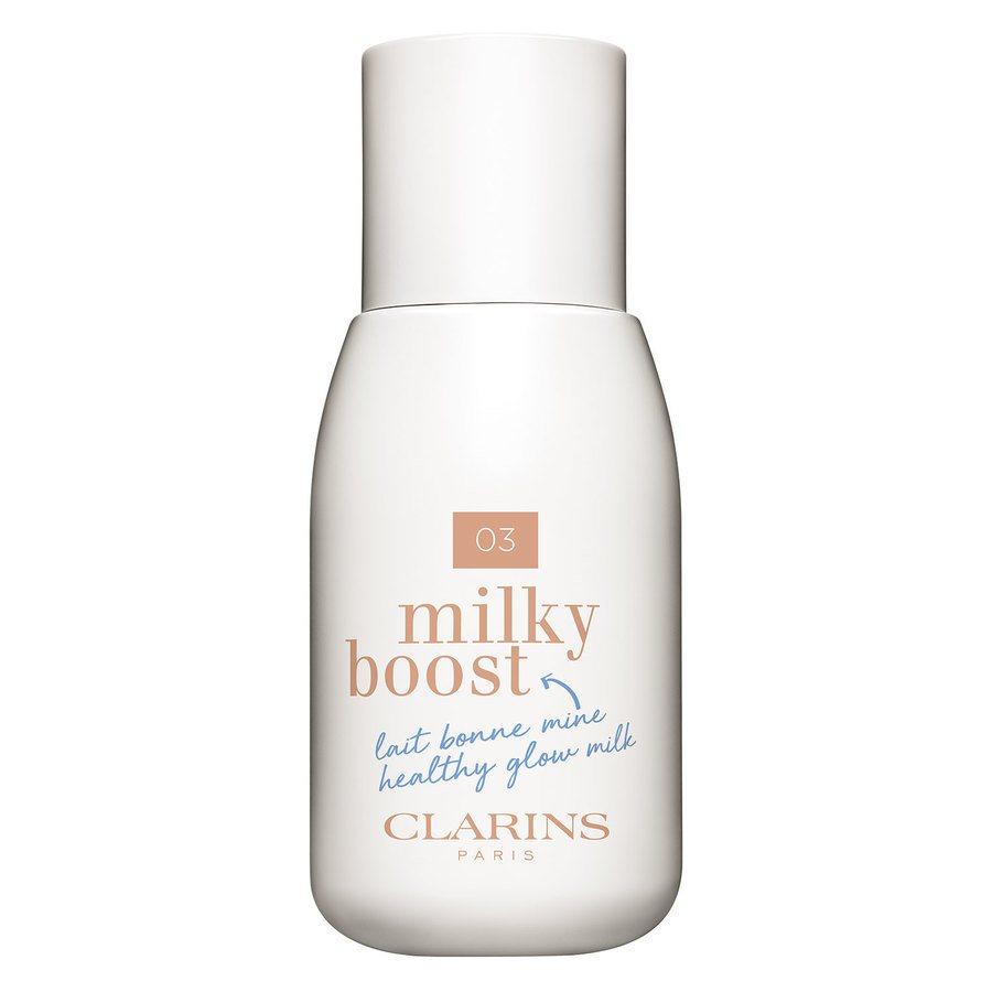Clarins Milky Boost 50 ml ─ 03 Milky Cashew