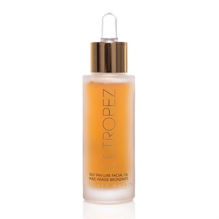 St. Tropez Self Tan Facial Oil 30 ml