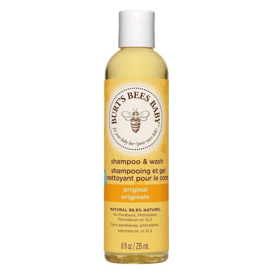 Burt`s Bees Baby Bee Shampoo & Body Wash 235ml