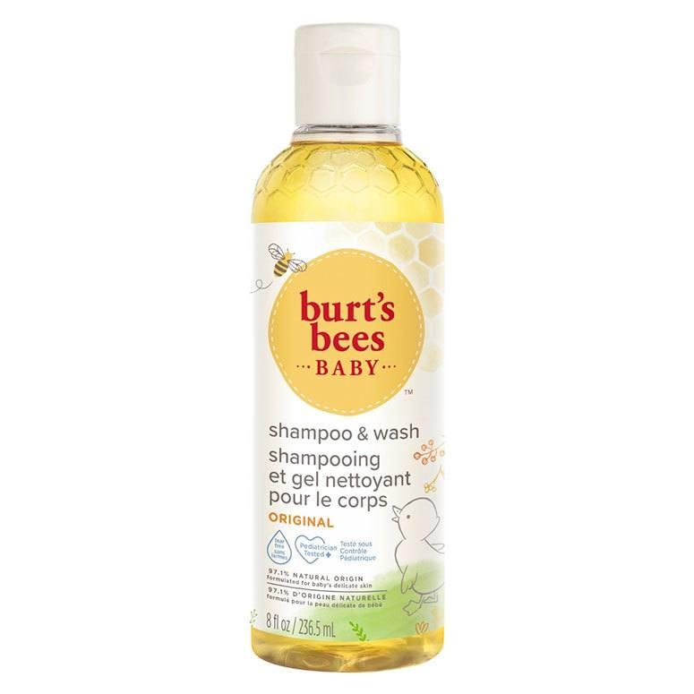 Burt's Bees Baby Shampoo & Wash 236,5ml