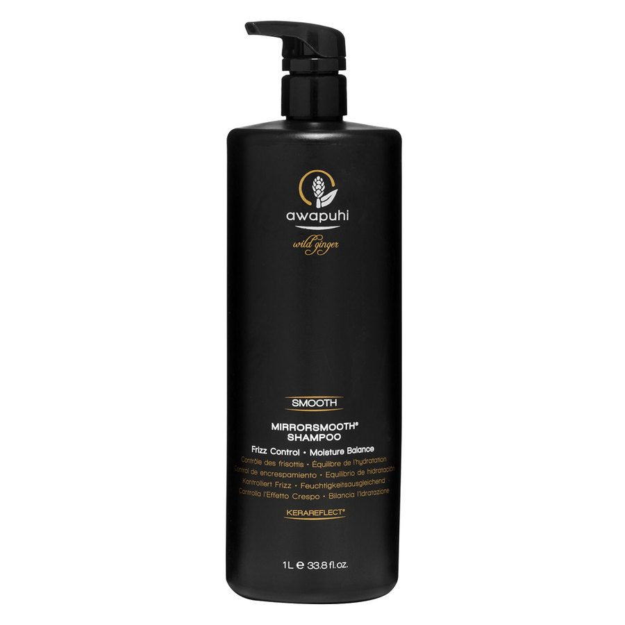 Paul Mitchell Awapuhi Wild Ginger Mirror Smooth Shampoo 1 000 ml