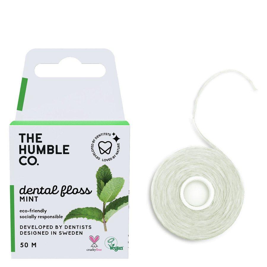 The Humble Co Dental Floss 50 m – Fresh Mint