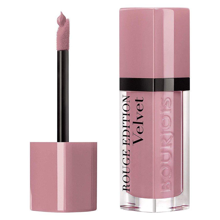 Bourjois Rouge Edition Velvet Lipstick 10 Don't Pink Of It 7,7ml