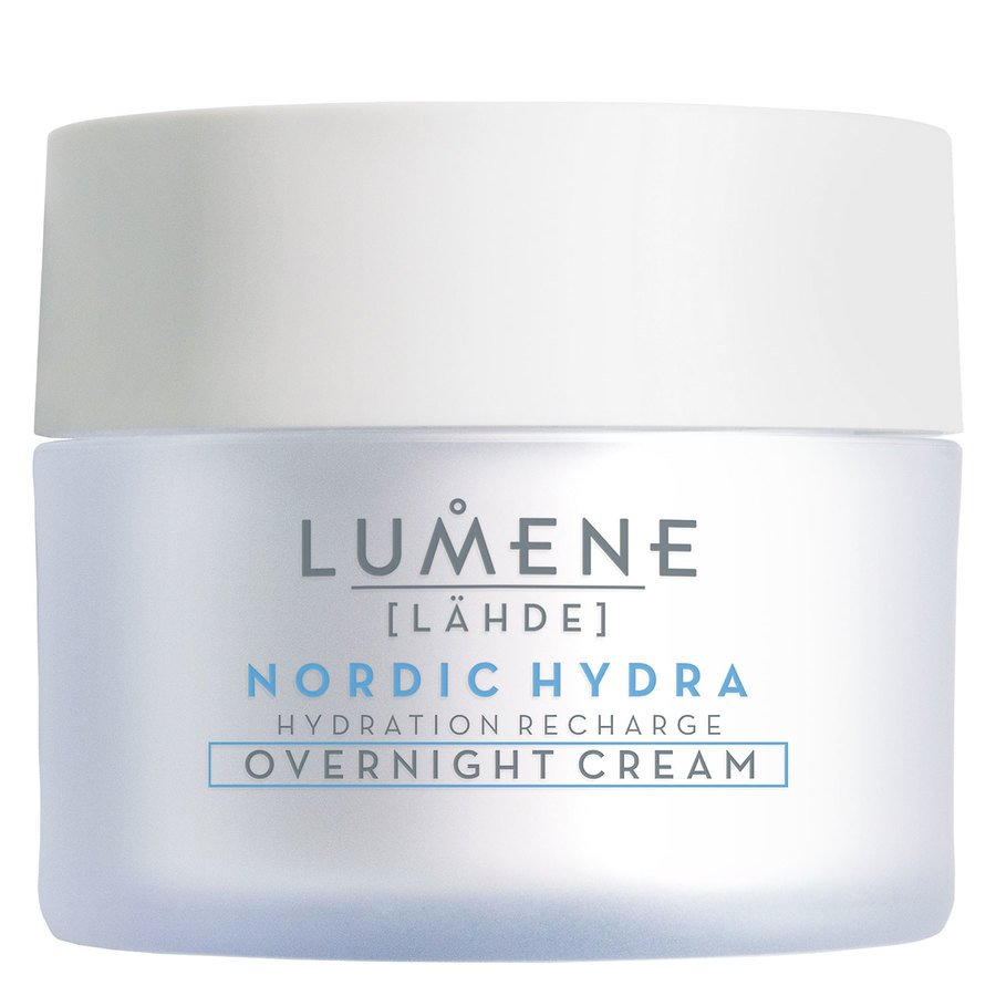 Lumene Nordic Hydra LÄHDE Hydration Recharge Overnight Cream 50ml