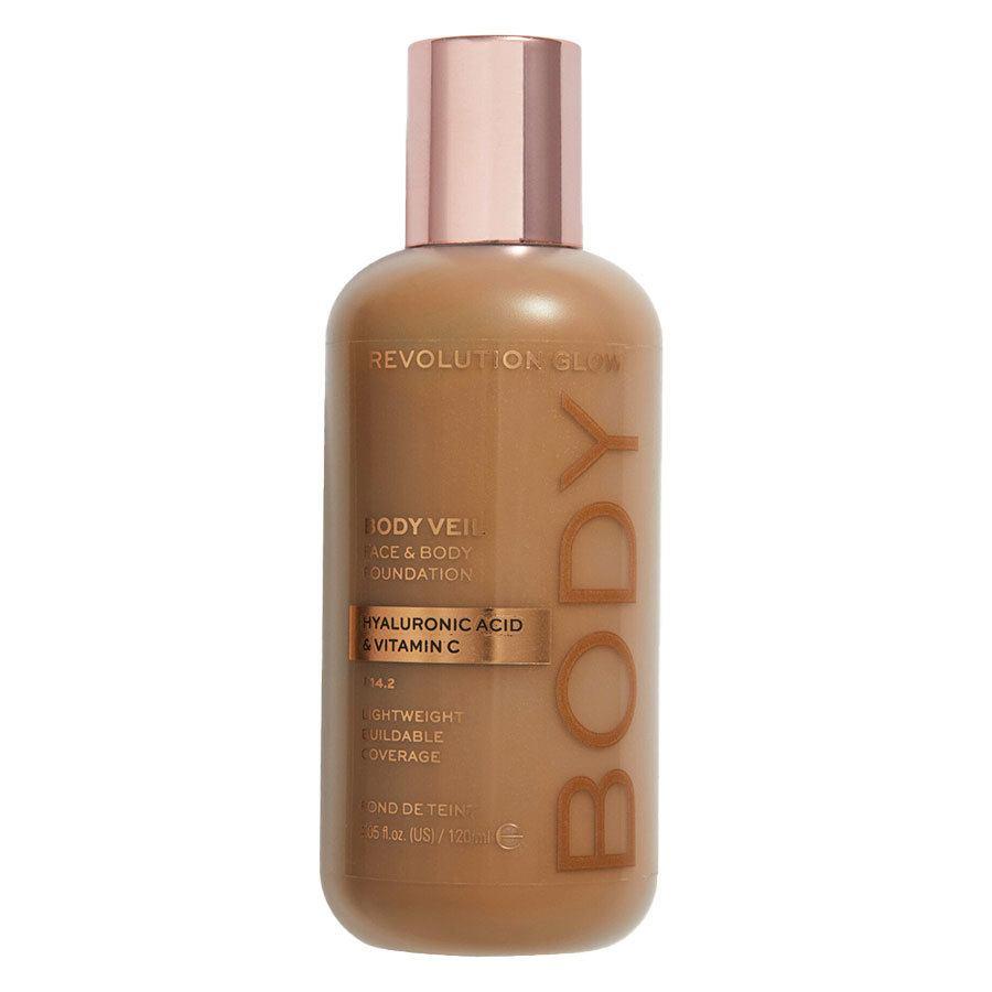 Revolution Beauty Makeup Revolution Revolution Glow Body Veil Foundation 120 ml – F14.2