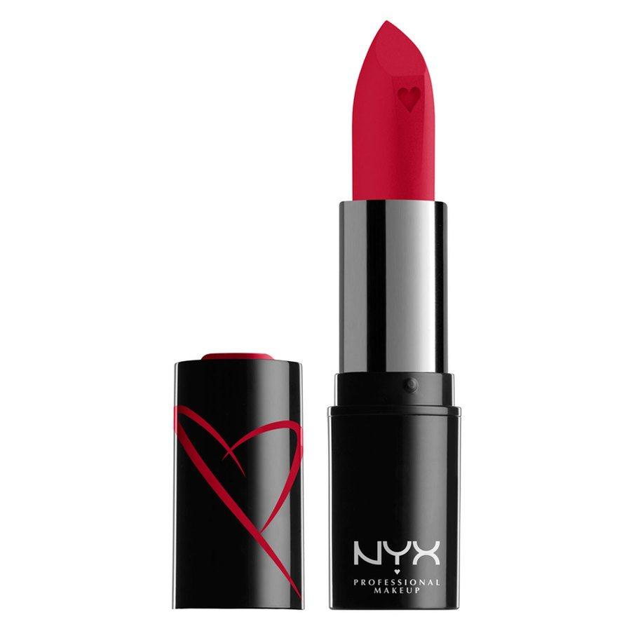 NYX Professional Makeup Shout Loud Lipstick 3,5 g – The Best