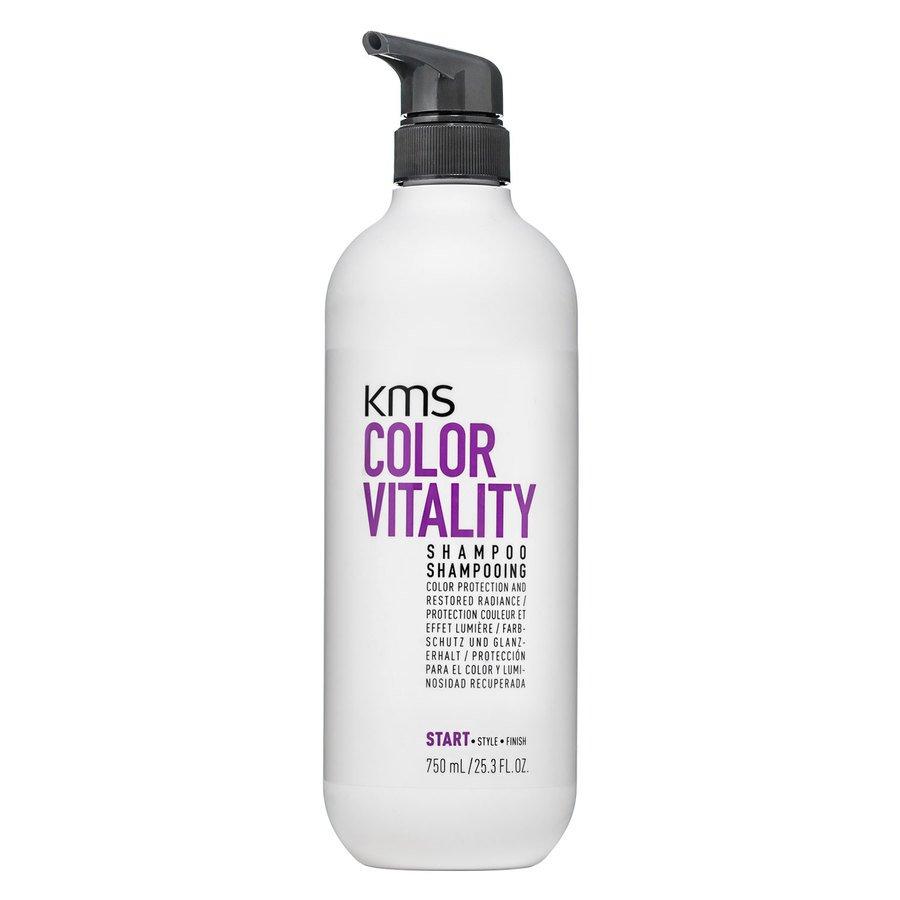 KMS Color Vitality Shampoo 750ml