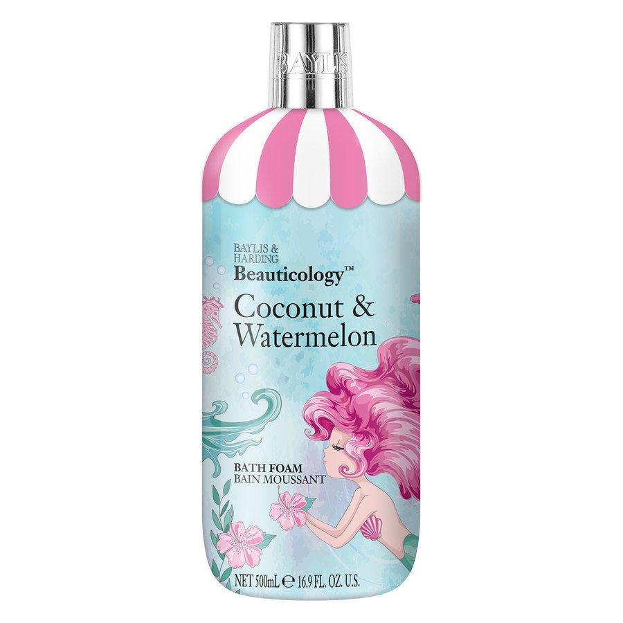 Baylis & Harding Beauticology Mermaid Coconut & Watermelon Bath Foam 500 ml