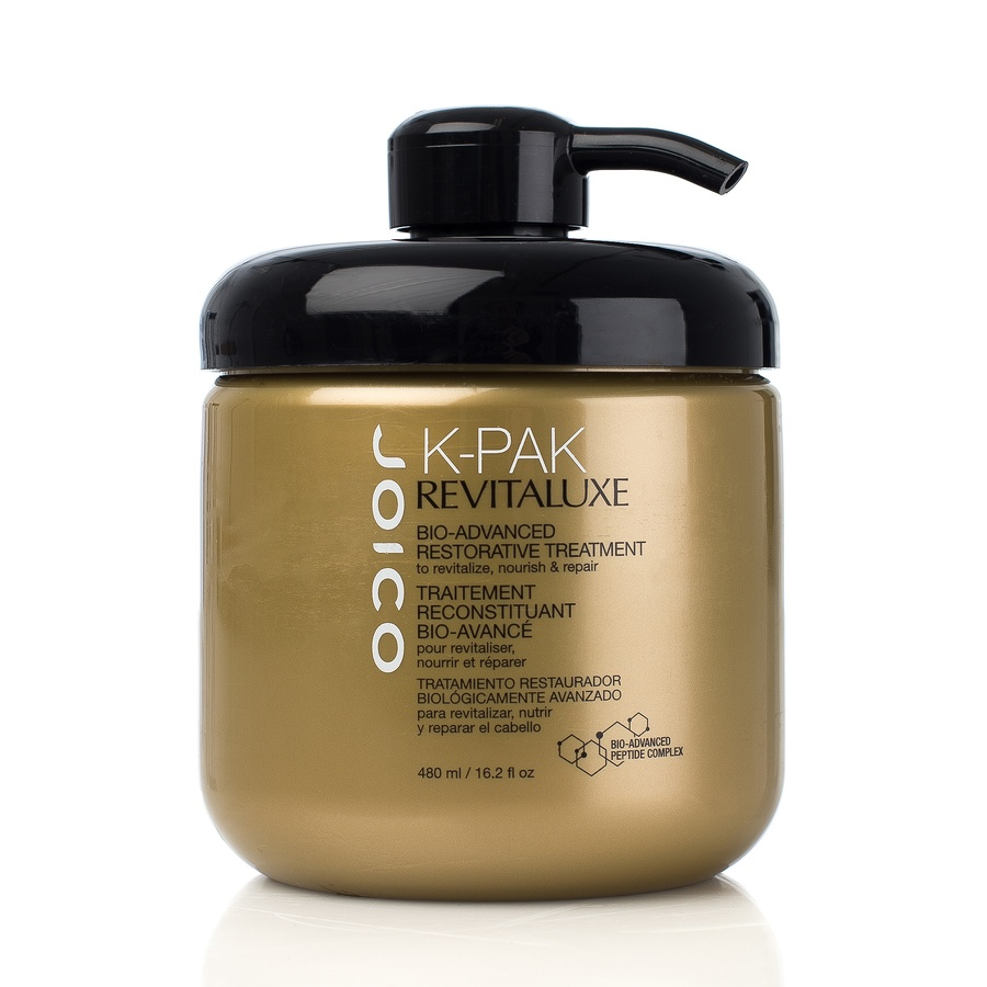 Joico K-Pak Revitaluxe Bio Advanced Restorative Treatment 480 ml