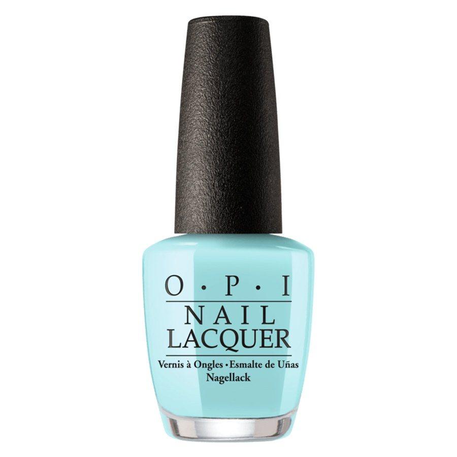 OPI Nail Polish - Suzi Without A Paddle NLF88