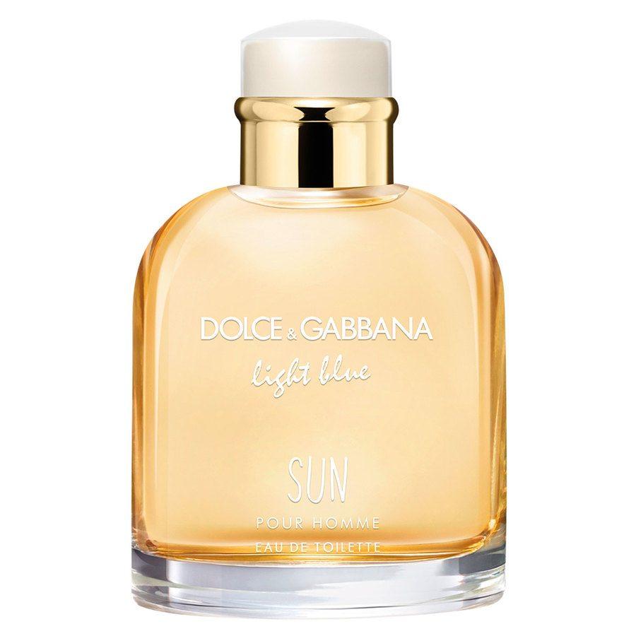 Dolce & Gabbana Light Blue Sun Pour Homme Eau De Toilette 125 ml
