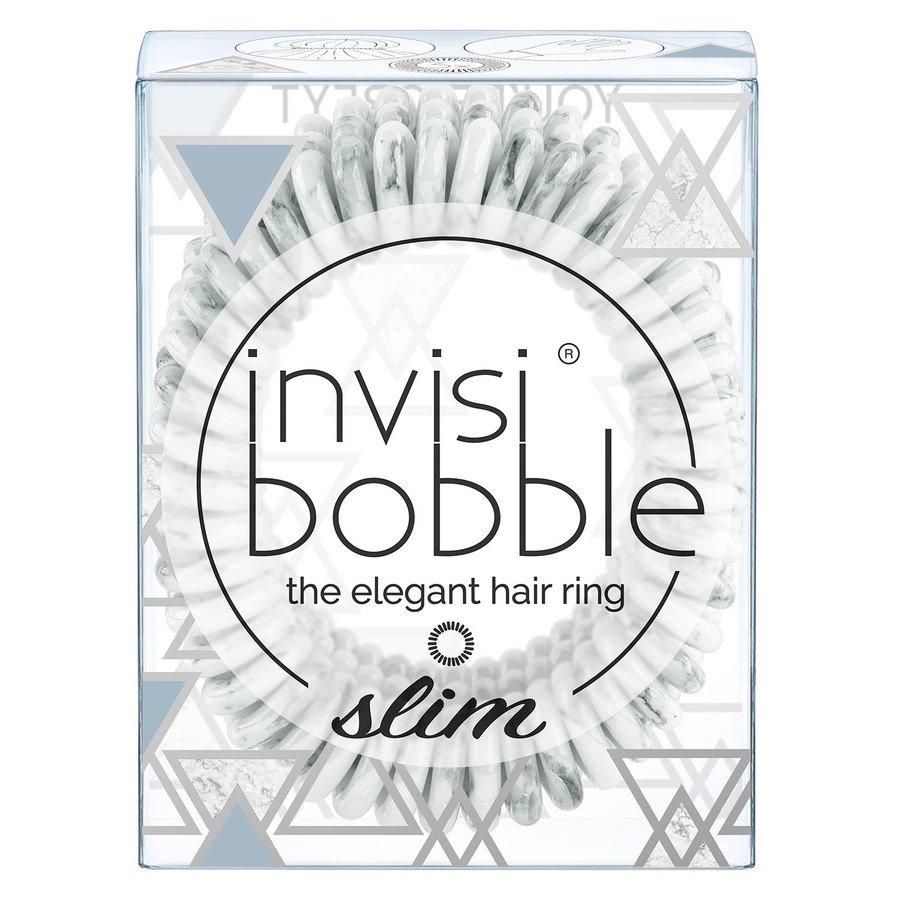 Invisibobble Marblelous Slim You're Greyt 3 kpl