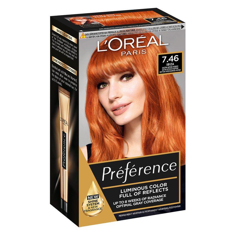 L'Oréal Paris Préférence Core Récital - 7.46