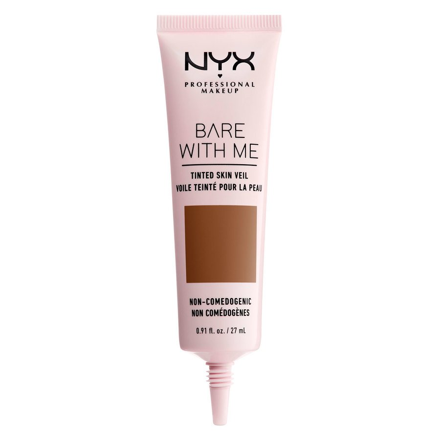 NYX Professional Makeup Bare With Me Tinted Skin Veil Deep Mocha 27ml