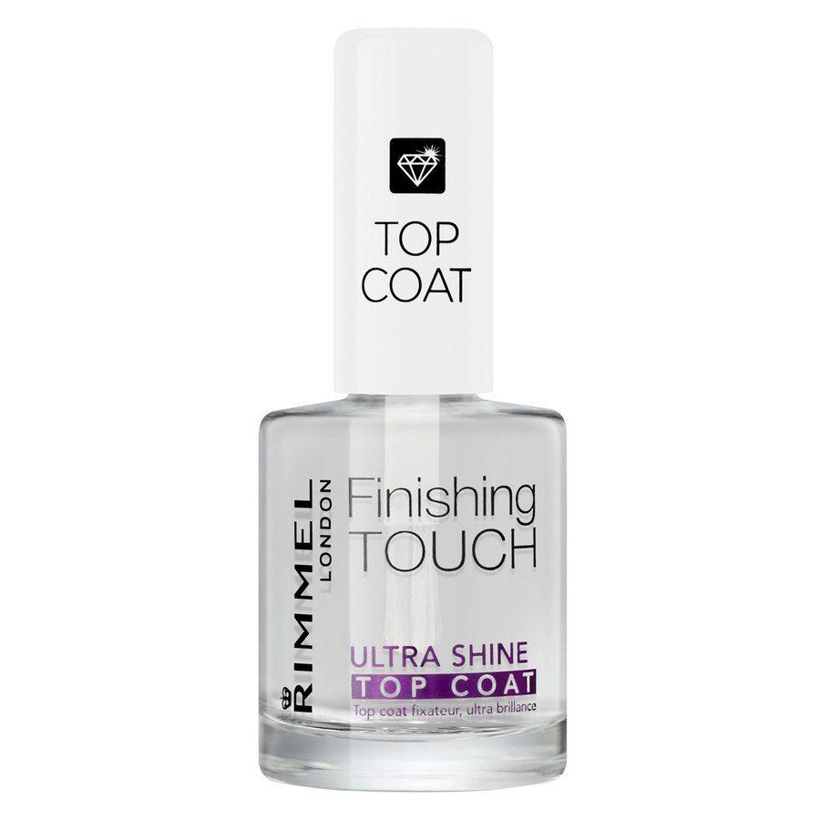 Rimmel London Finishing Touch Ultra Shine Top Coat 12 ml