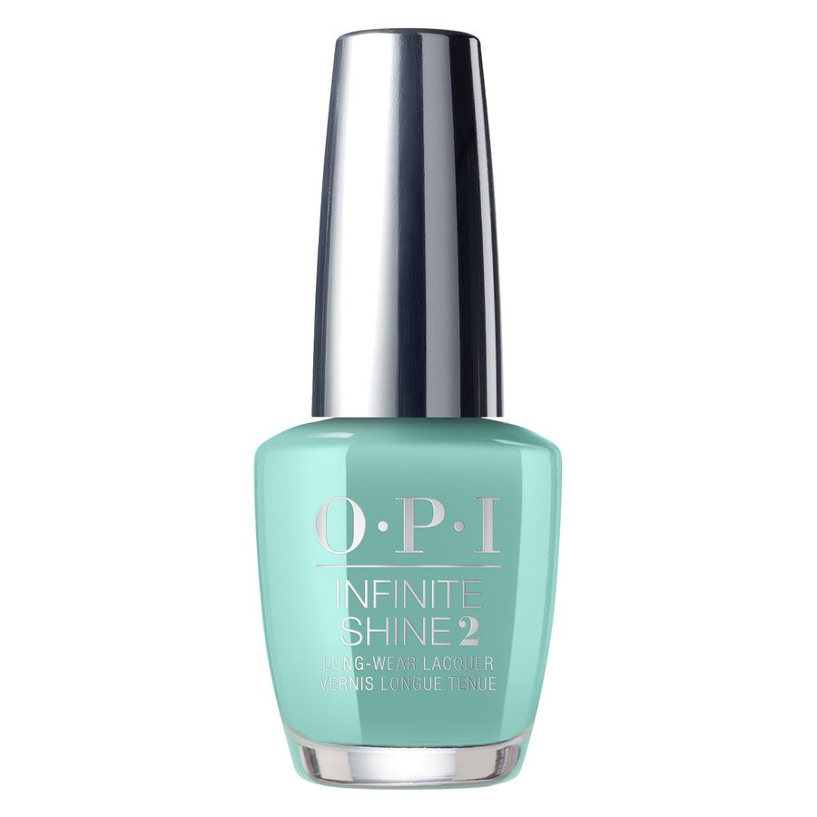 OPI Infinite Shine 15 ml ─ Verde Nice To Meet You