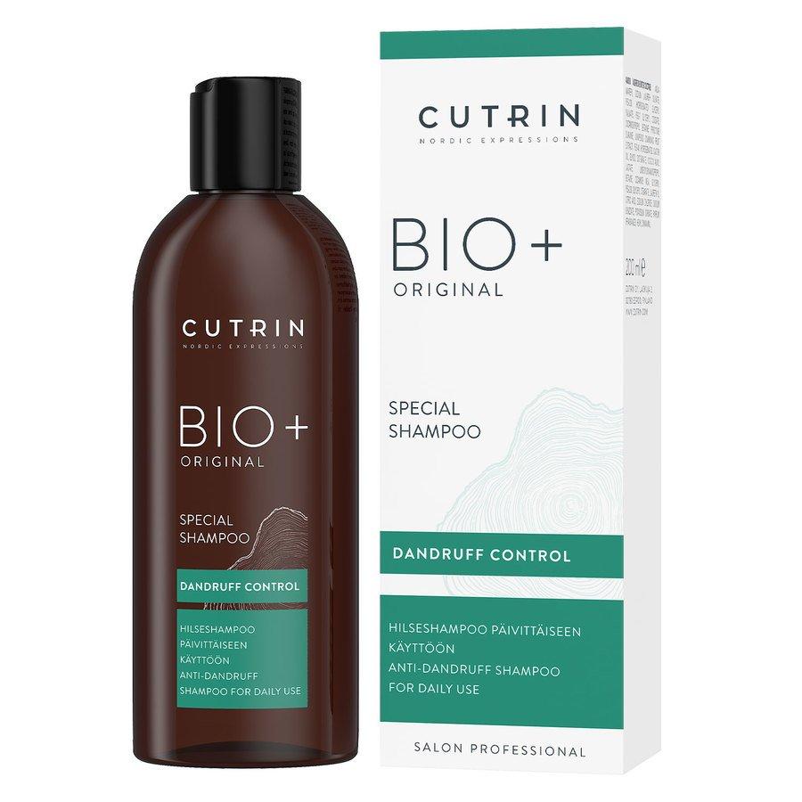 Cutrin BIO+ Original Special Shampoo Dandruff Control 200ml