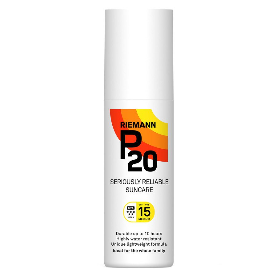 Riemann P20 Spray SPF 15 100 ml (Pump Spray)