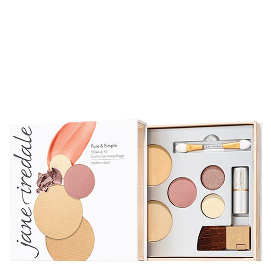 Jane Iredale Pure & Simple Kit ─ Medium Dark