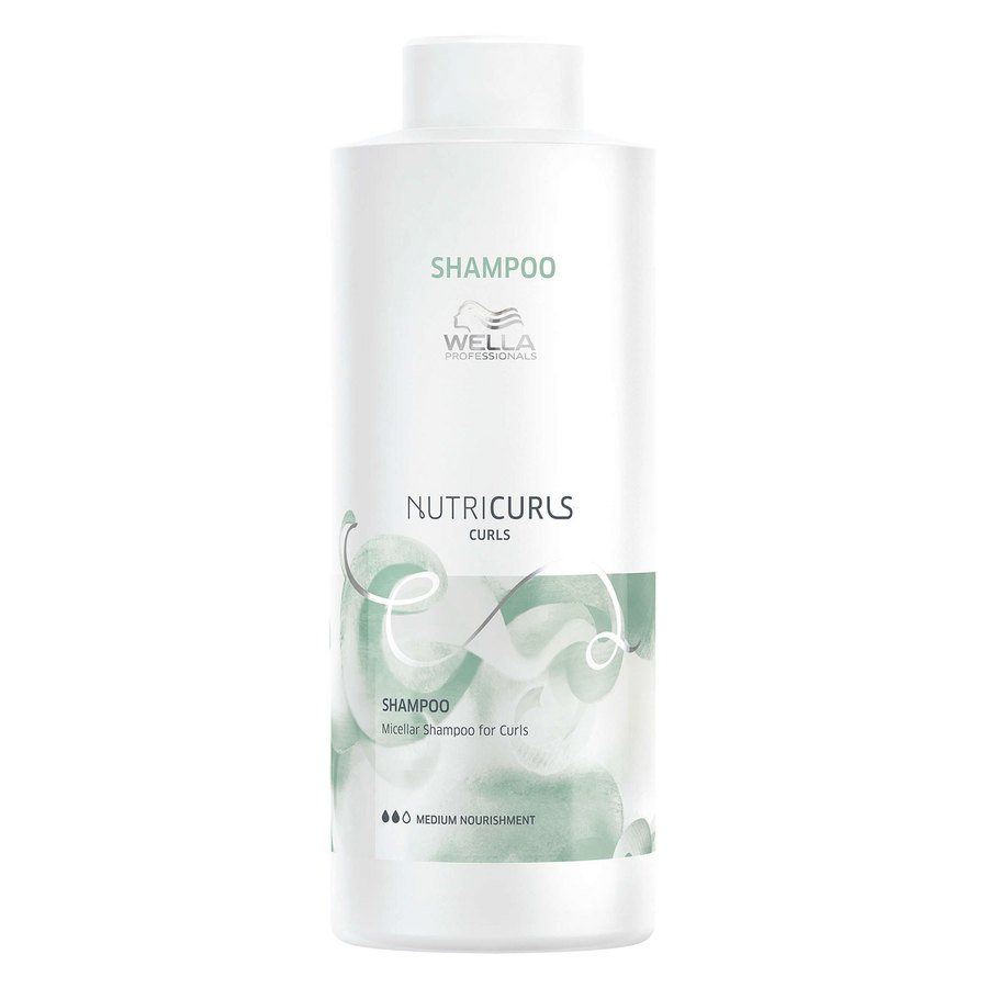 Wella Professionals Nutricurls Micellar Shampoo For Curls 1 000 ml