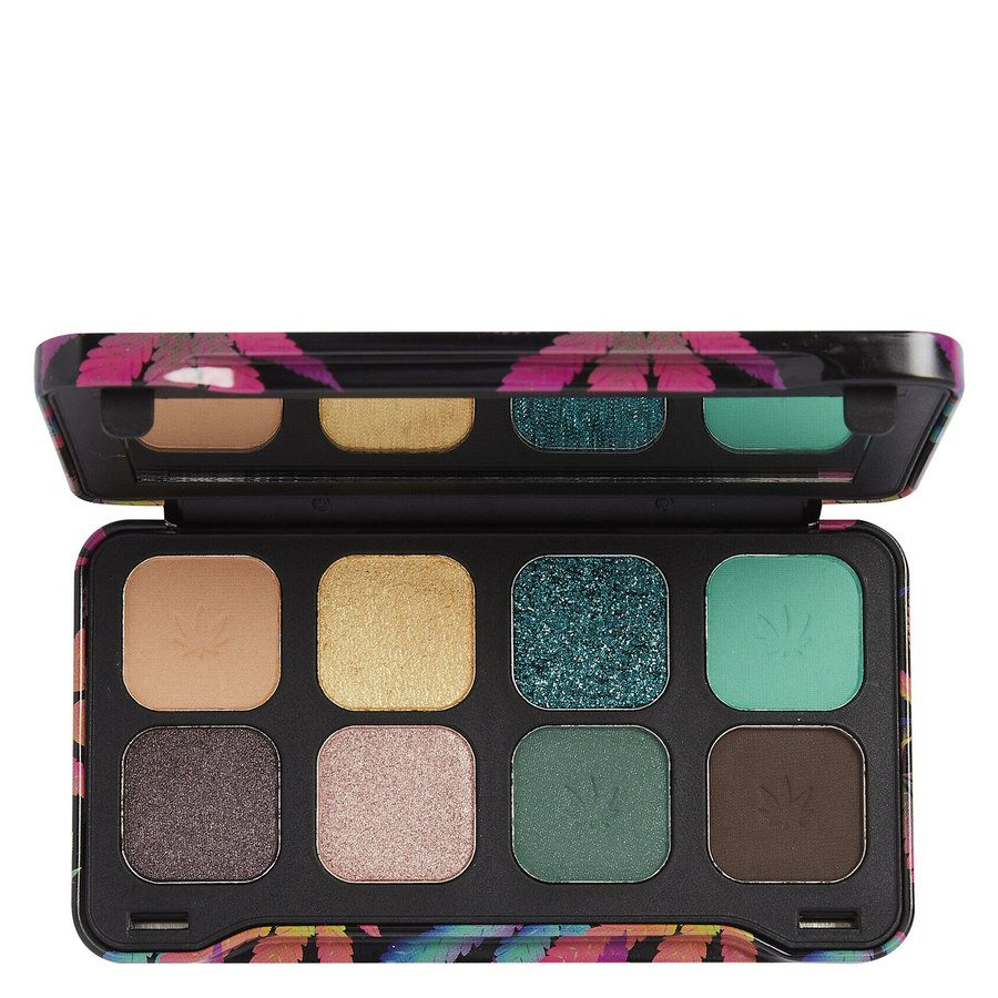 Makeup Revolution Forever Dynamic Chilled Palette 8 x 1 g